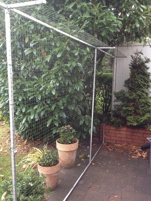 Katzennetz Für Terrasse in Hilden