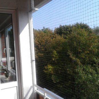 katzennetz anbringen balkon hamburg