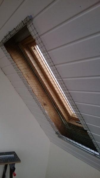 Dachfenster katzensicher machen