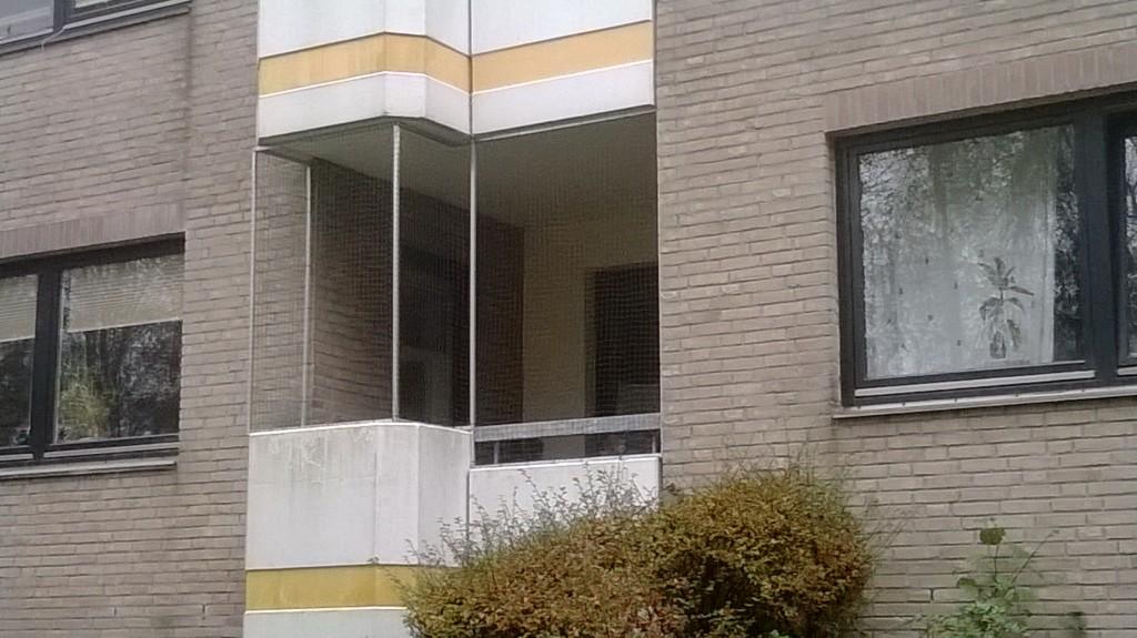 Katzennetz Montage Balkon Oldenburg
