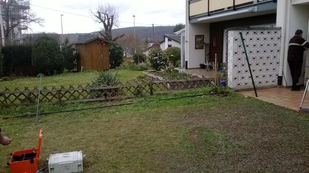 Dieser Garten wird das neue Reich der Wohnungskatze