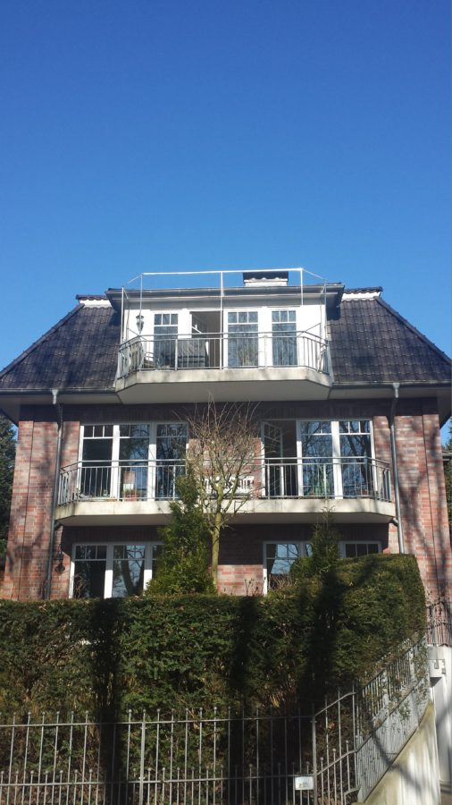 Katzennetz für Balkon Hamburg