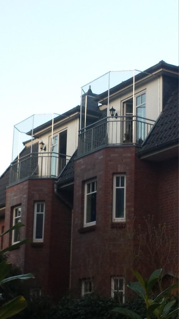 Katzenschutznetze Hamburg