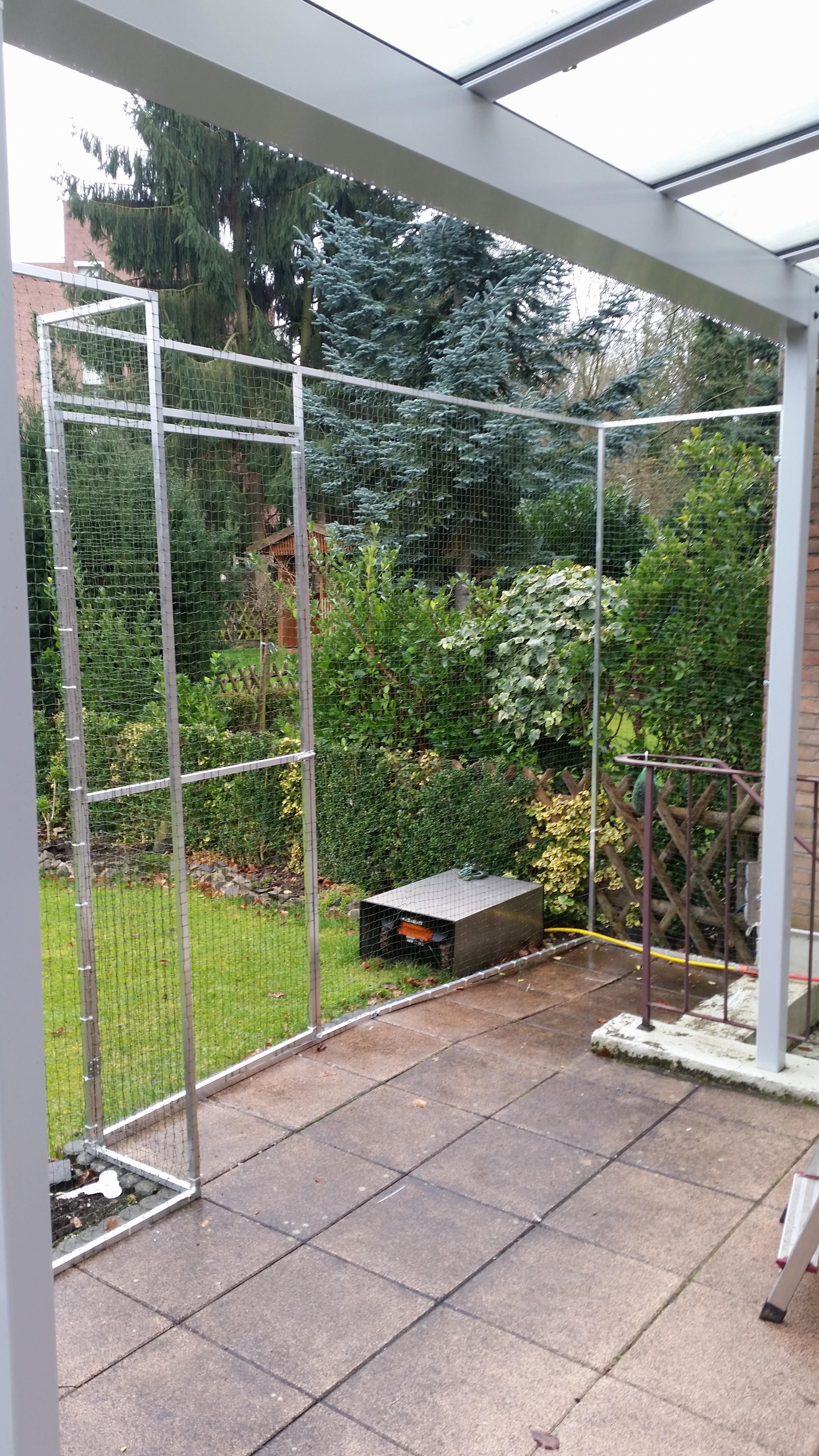Terrassenvernetzung Katzennetz Terrasse Katzennetze Nrw Der