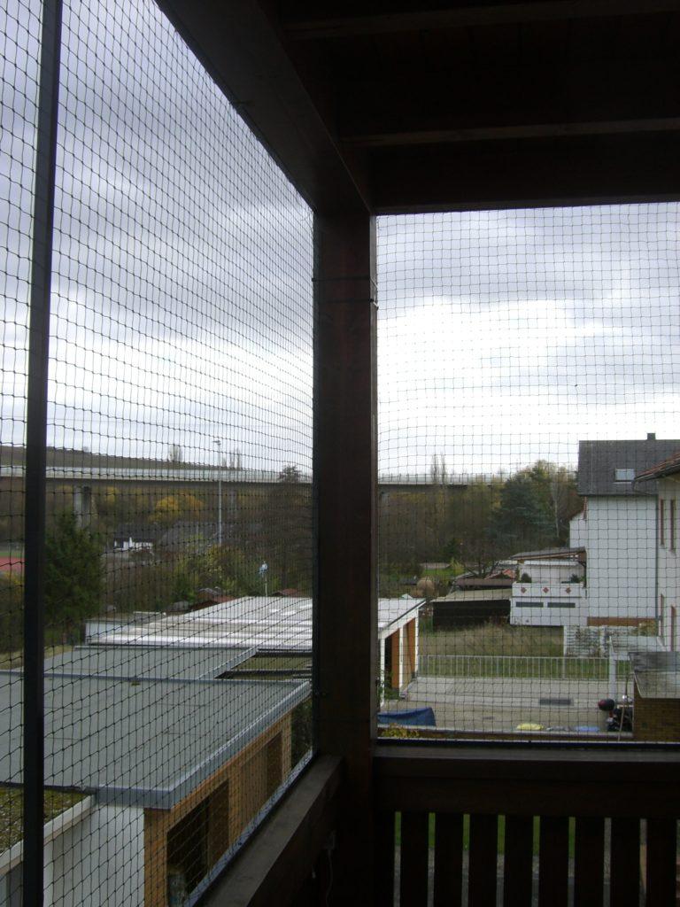 Katzennetz Balkon Eltville Firma