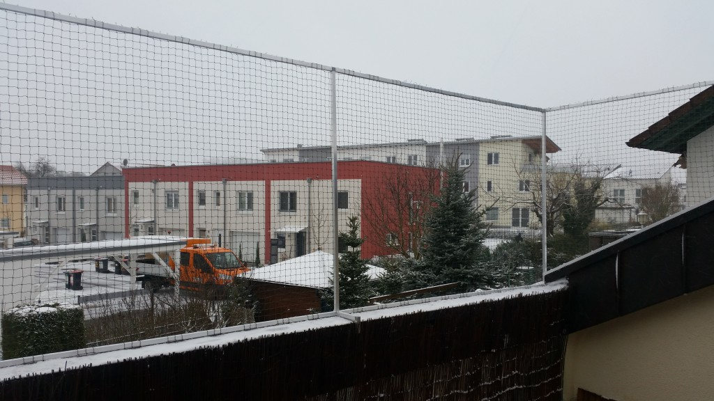 Katzennetz-Loggia-Karlsruhe
