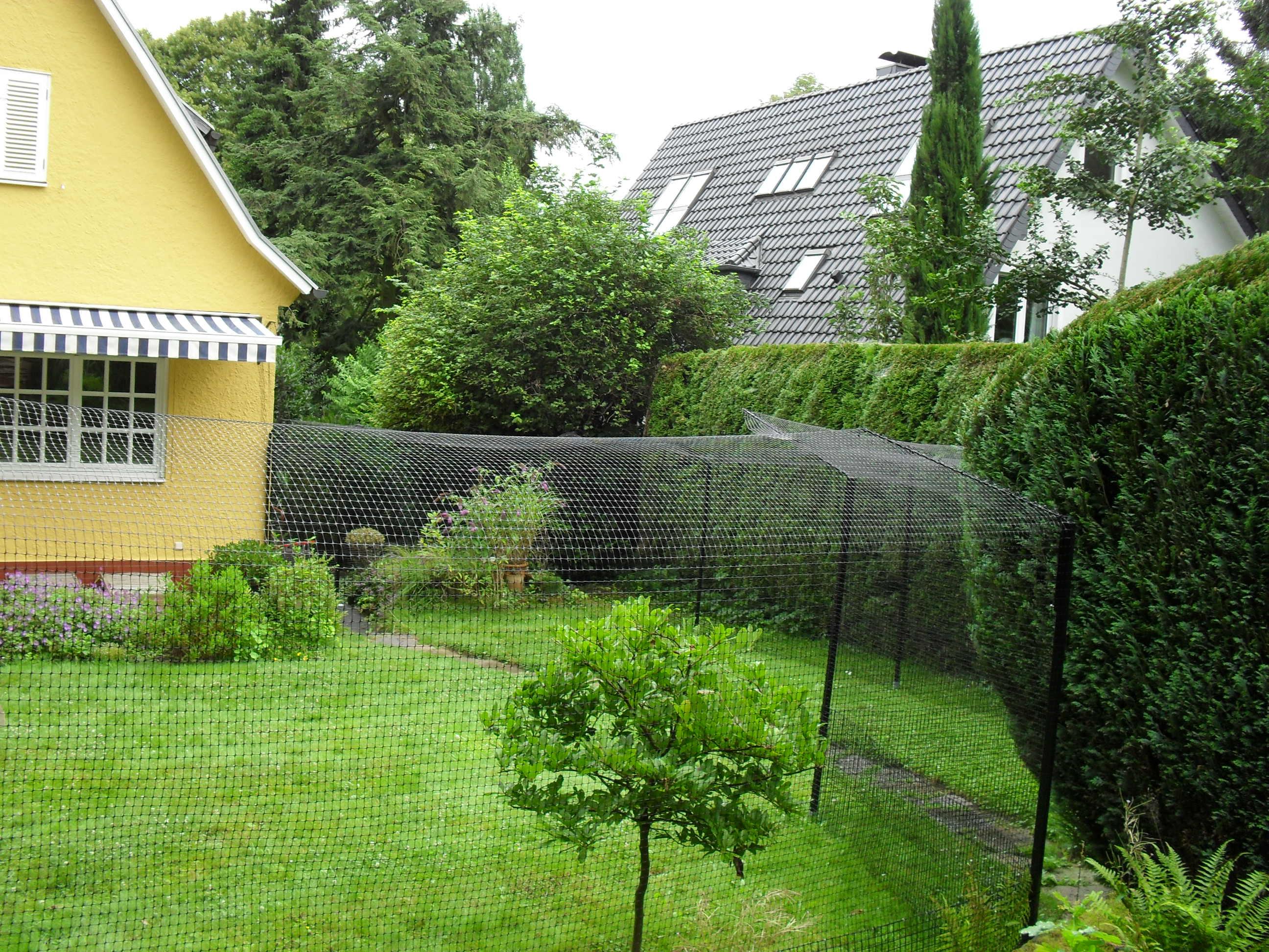 katzengehege system als gartensicherung katzennetze nrw der katzennetz profi. Black Bedroom Furniture Sets. Home Design Ideas