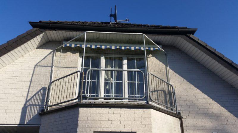 Katzennetz Montage Balkon Gütersloh