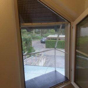 Sonderlösung Fensterschutz