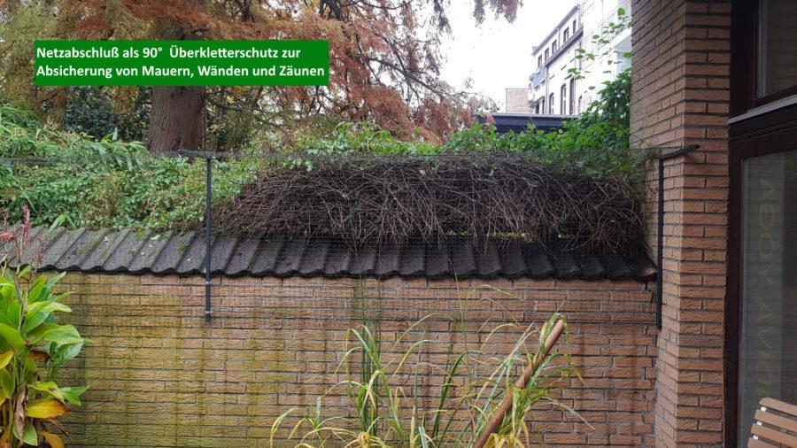 90_Grad_Überkletterschutz_Gartenmauer