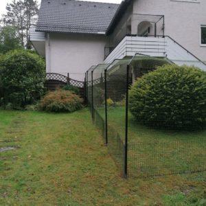Purrfect-Fence Katzenzaun